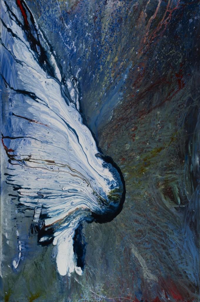voyage (detail), 2010